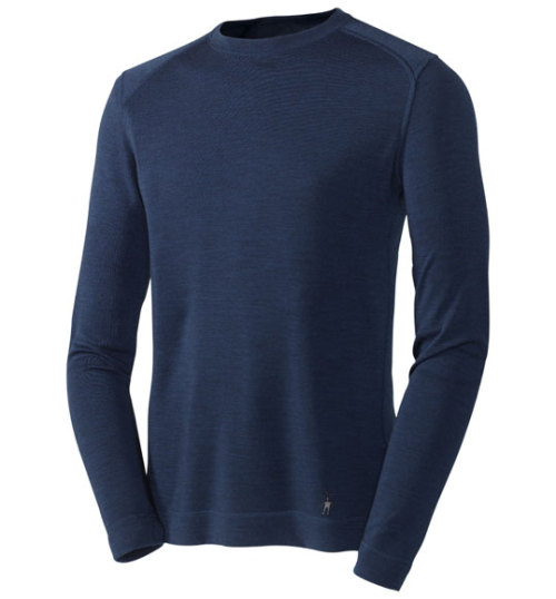 It's On Sale: Smartwool Baselayers Campmor has some good prices on Smartwool baselayers right now. Midweight crews are $40 and long johns are $50. These aren't the most stylish garments around, but they'll keep you very warm and toasty in the winter. Wear them underneath sweaters and trousers, and nobody will know the difference anyway. Also, consider picking something up for the missis. She'll appreciate it come wintertime.
