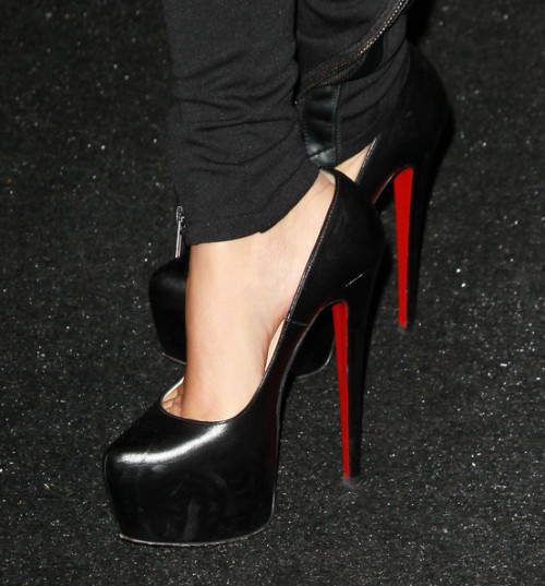 Kourtney Christian Louboutin
