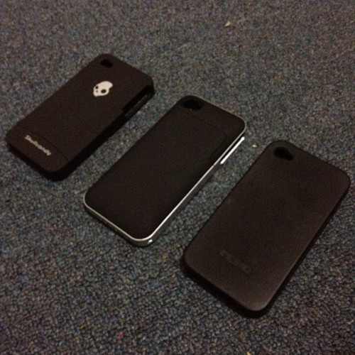 The usual fits for the phone #instamood (Taken with instagram)