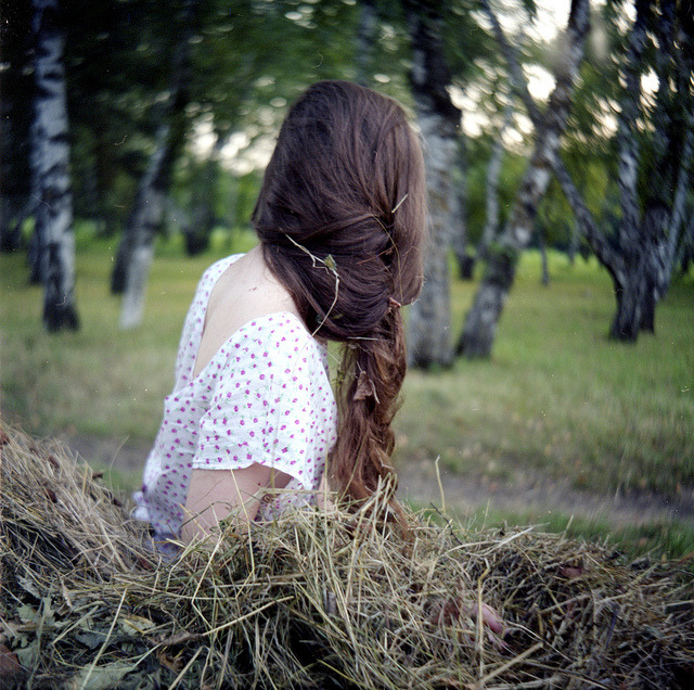 Diana the beauty by Dasha_Konica on Flickr.