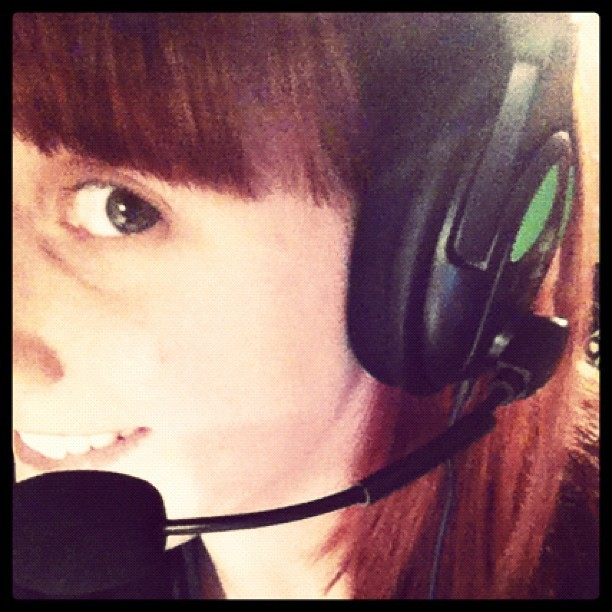 New Turtle Beach X12's! :D #Turtlebeach #Headset #Gaming (Taken with instagram)
