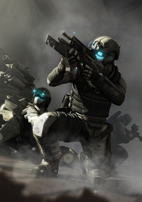 gamefreaksnz:  Ghost Recon: Future Soldier Beta goes live  The Ghost Recon Future Soldier beta servers are now up and running on PS3 and Xbox 360.