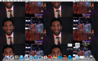 omg my desktop is so perfect right now