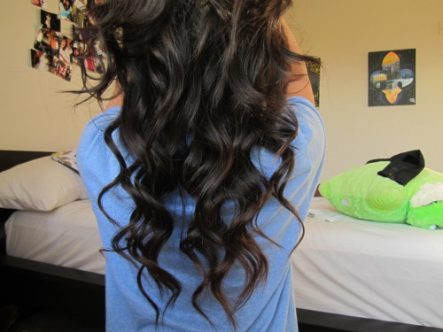 I want this. (Hair)