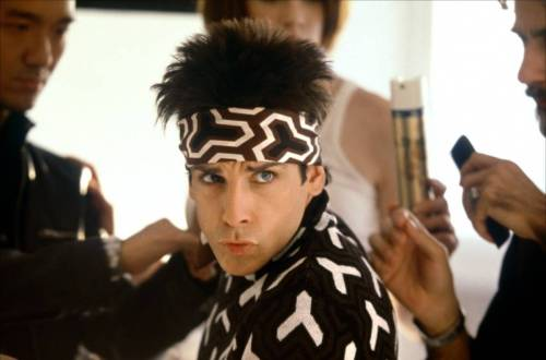 I'm sorry but this movie is not shown enough love. Ever.Zoolander is one of the few movies I truly, without a doubt, love.I'm watching it right now for the third time this week.