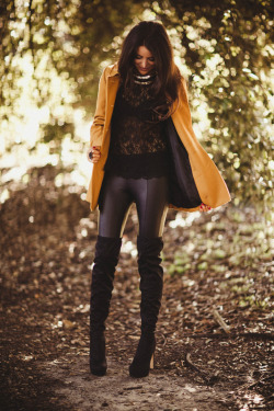 What I'm wearing: Siren Boots, love and luck wallet, Dotti mustard jacket, Michael Kors Watch, YSL ring, Lovisa necklace Model: http://aleygreenblo.tumblr.com/ Photographer: www.juliatrotti.tumblr.com  Stylist:http://jessiemcnaught.tumblr.com