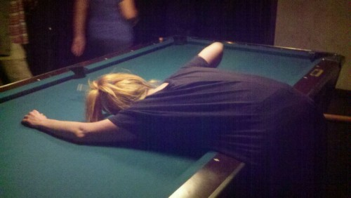DEATH BY 8 BALL