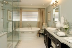 Bathroom - Jennifer Brouwer Decor