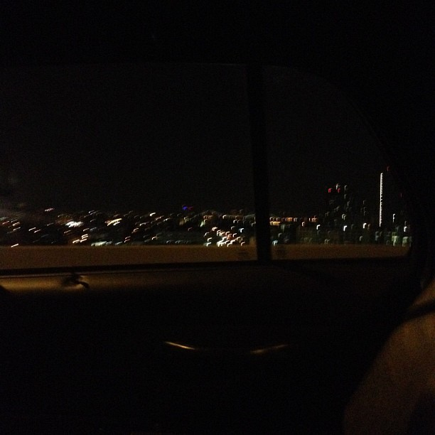 drunk in a cab, can I get an amen. 🙏 (Taken with Instagram at Queensboro Bridge / 59th Street Bridge)