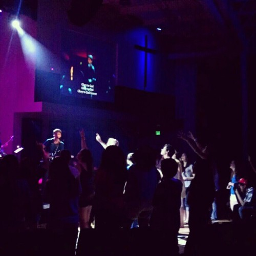 So glad I am now a part of the Jr. High and High School ministry. #church #youthgroup #Activate #jesus  (Taken with instagram)