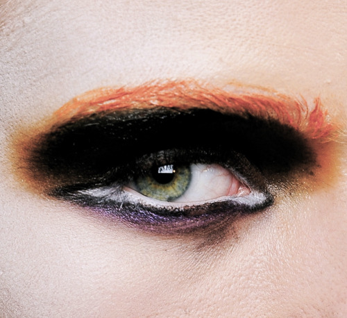 sfilate:  Prada A/W 2012 Beauty