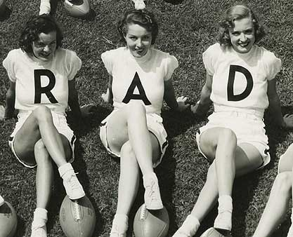 Stay rad, ladies.