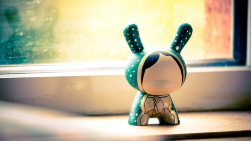 Dusty Dunny by ~Kuukun