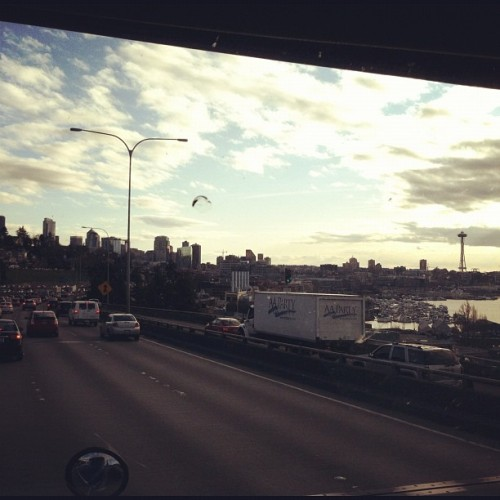Seattle March 2012 (Taken with instagram)