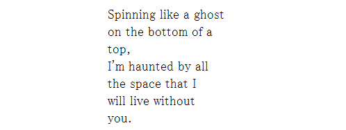 "Richard Brautigan, ""Boo, Forever"""
