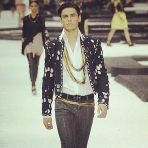 Chanel SS 2011 (Taken with instagram)