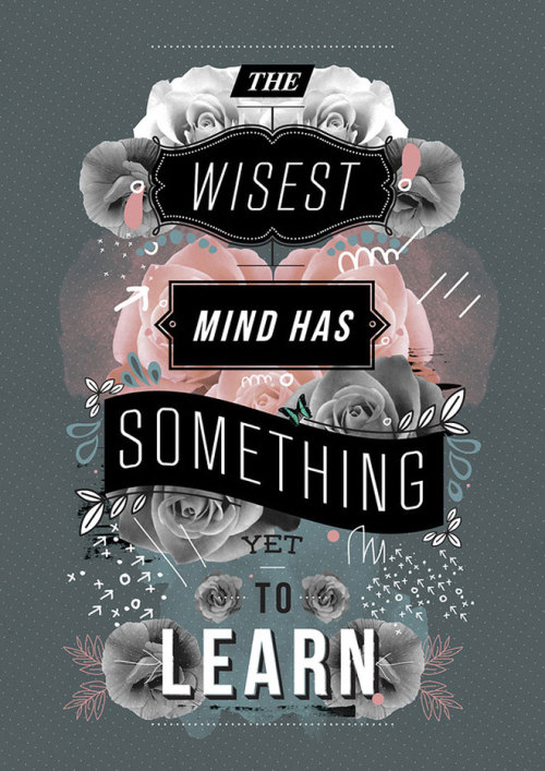 serialthrillerinspiration:  The wisest mind…
