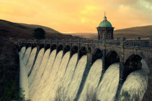 Craig Goch Dam (Explore #1) by martinturner on Flickr.