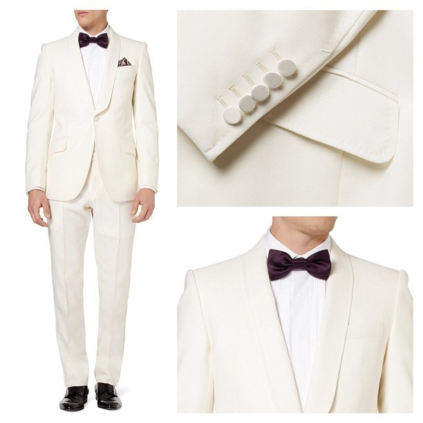 Black tie, Italian-style courtesy of Gucci and MR PORTER