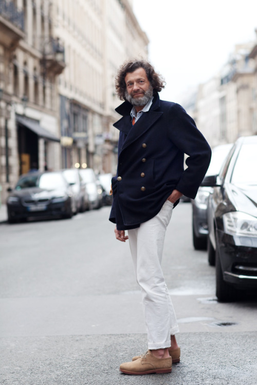 Casual chic through the eyes of the Sartorialist.