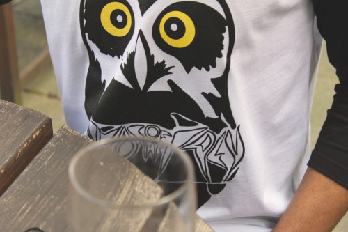 The Owl.   Minds of the Frey Spring/Summer 2012 Collection Launching April 30th. 3pm @ mindsofthefrey.co.uk