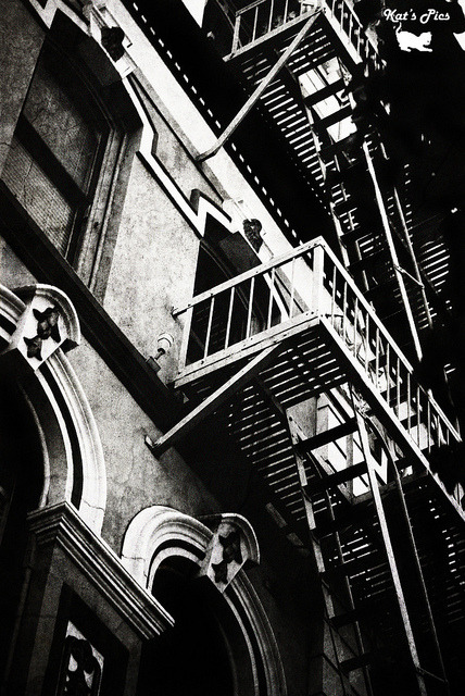 Fire Escape on Flickr.