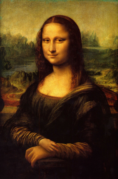 lookhigh:  onetinyhand:  the mona lisa.  Must see: More tiny hands h/t Taps Mic  h/t @jedsundwall