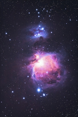 The Orion Nebula, M42
