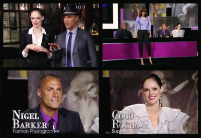 oh-so-coco:  Shocked to hear my friends Nigel Barker and Jay Manuel wont be on the 19th next season of America's Next Top Model! The end of an era! Wishing them all the best on their next endeavors. Xx Coco   Nooooooooooooooooooooooooooooooo! Don't Go Nigel!