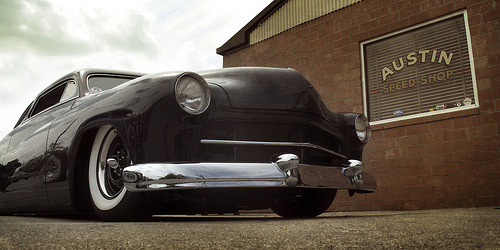 carpr0n:  Basket cast Starring: '51 Mercury Eight Custom (by The Nation of GO)