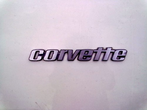 Corvette C3 in Finglas, Dublin
