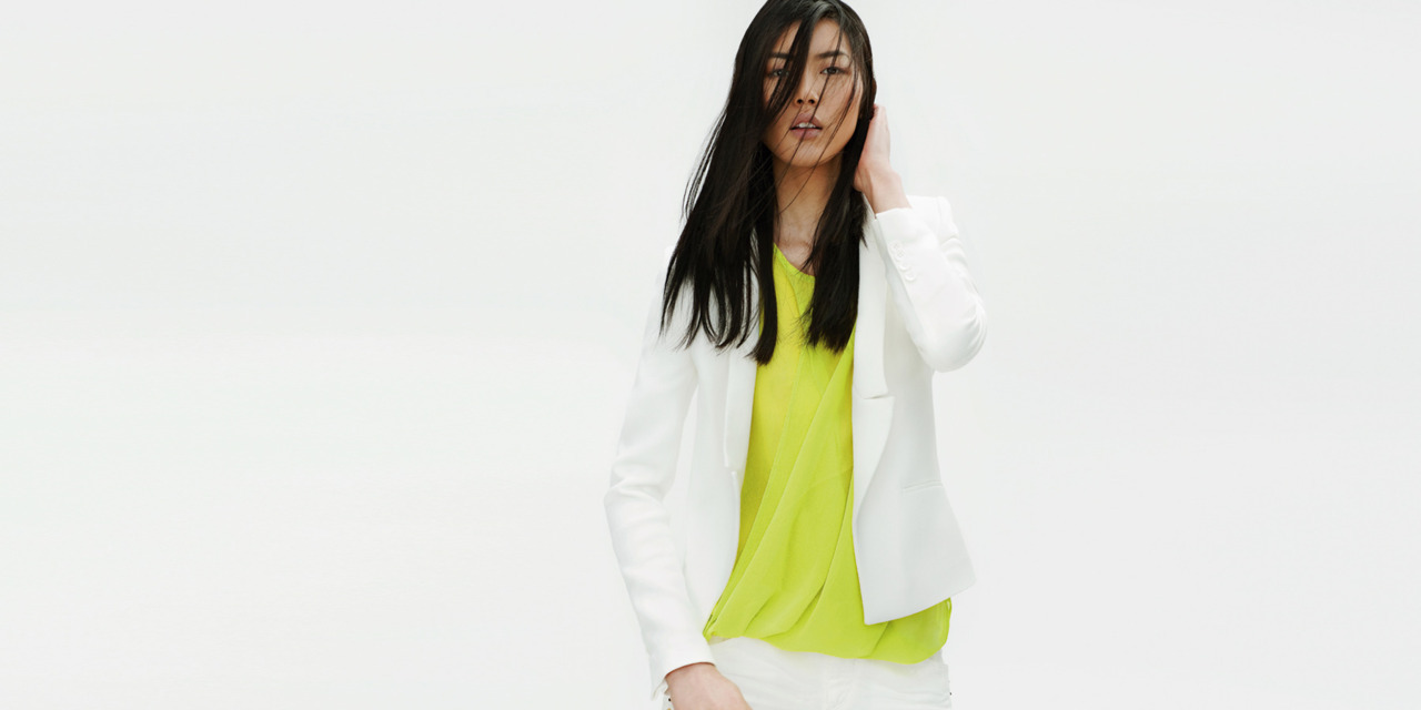 Zara Lookbook April 2012