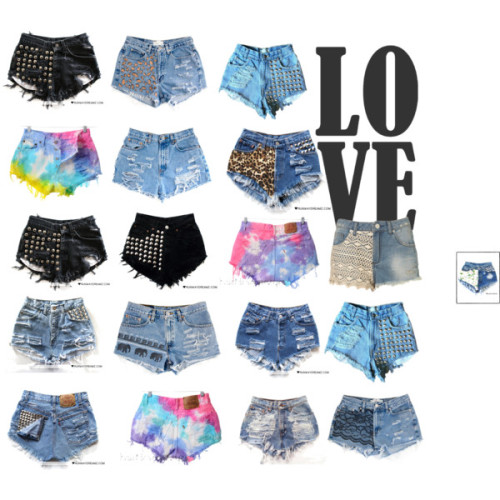 shorts by matildaa96 featuring Runwaydreamz shorts