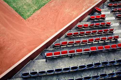 boston fenway park by pavelpipowitsh on Flickr.