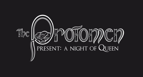 "The Protomen Present: A Night of Queen"", logo illustration & designFor: The Protomen Autodesk Sketchbook Pro (Android), Photoshop CS5, Wacom Cintiq 18SX"