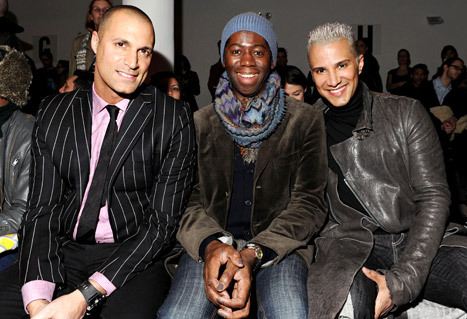 "Catwalk Bloodbath: America's Next Top Model Fires Nigel Barker, J. Alexander and Jay Manuel  Nigel Barker, J. Alexander and Jay Manuel are in the running towards becoming America's Next Top Model has-beens. The show's longtime mentors/judges were fired on Thursday as part of a major overhaul ahead of this fall's 19th cycle, the New York Post reports. ANTM host and exec producer Tyra Banks confirmed the dismissals on her Facebook page. ""To my Nigel Barker, Miss J, and Mr Jay: Thank you for all of our years together on America's Next Top Model,"" she wrote. ""Working with you is always an absolute pleasure. Excited for what the future holds for us."" Added fellow EP Ken Mok in a statement: ""Nigel Barker, Jay Manuel and J. Alexander have been an integral part of the America's Next Top Model brand and they helped turn this show into the household name it is today. They have been amazing assets to the show and will always be a part of the 'Top Model' family. We will continue to actively work with each of them on future projects."" In a blog post, Barker said his departure will ""allow me to take on new projects and turn my attention to other business prospects in the worlds of fashion, beauty and entertainment. I also have a number of new ventures that have been in the works."""