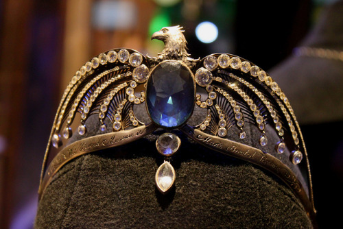 georgiemay:  XIV on Flickr. Rowena Ravenclaws lost diadem