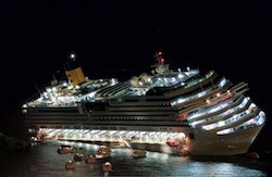 "Survivors and crew members recount the Costa Concordia crash, in which 32 people lost their lives:   The Concordia's loss is also a landmark moment in naval history. It is the largest passenger ship ever wrecked. The 4,000 people who fled its slippery decks—nearly twice as many as were aboard the R.M.S. Titanic in 1912—represent the largest maritime evacuation in history. A story of heroism and disgrace, it is also, in the mistakes of its captain and certain officers, a tale of monumental human folly. 'This was an episode of historic importance for those who study nautical issues,' says Ilarione Dell'Anna, the Italian Coast Guard admiral who oversaw much of the massive rescue effort that night. 'The old point of departure was the Titanic. I believe that today the new point of departure will be the Costa Concordia. There has never been anything like this before. We must study this, to see what happened and to see what we can learn.'  ""The Costa Concordia Sinking: Inside the Epic Fight for Survival."" — Bryan Burrough, Vanity Fair See also: ""Rebecca Coriam: Lost at Sea."" — Jon Ronson, The Guardian, Nov. 11, 2011"