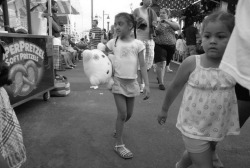 Kids, Amusement Park, Coney Island