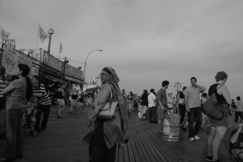Coney Island Boardwalk VI