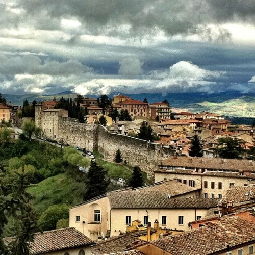 Perugia in #Umbria - Wow! #tbumbr  (Taken with instagram)