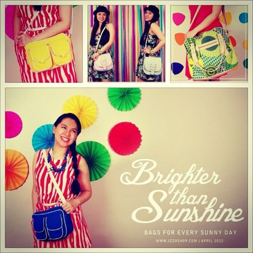 Our collection of everyday bags is now up! :) (Taken with instagram)