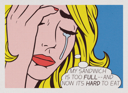 First World Problems Screen print for Gallery 1988 Memes Show
