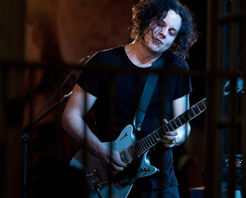 Jack White kills it on German late night TV.