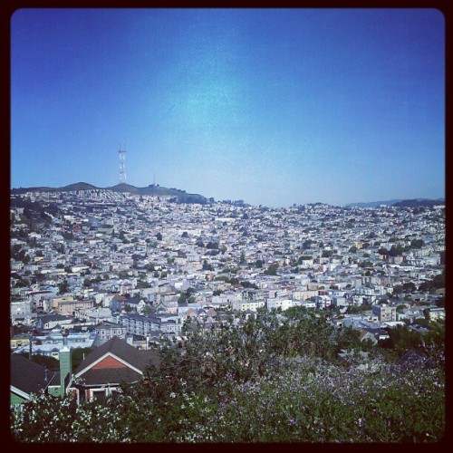 Good morning, San Francisco! (Taken with instagram)
