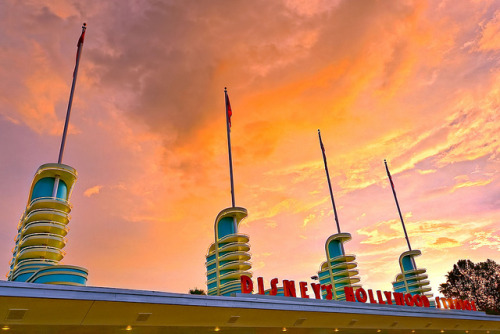 Disney's Hollywood Studios by Express Monorail on Flickr.