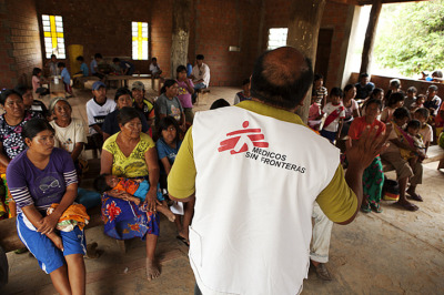 Paraguay: Standing up to Chagas: Slideshow  Chagas is a neglected disease that affects between eight and ten million people, mainly in Latin America. MSF works in Paraguay's rural Chaco region, going into isolated communities to educate people about the disease and screen them for it. Internationally, MSF fights to improve access to diagnosis and treatment for the disease and advocates for more research and development into its treatment.Photo:Paraguay 2012 © Anna Surinyach/MSF The first step in fighting Chagas is raising awareness amongst the population. The disease can remain asymptomatic for years, so many infected people do not know they are carrying it. MSF is working with health staff and community leaders throughout Chaco to explain what Chagas is to the population.