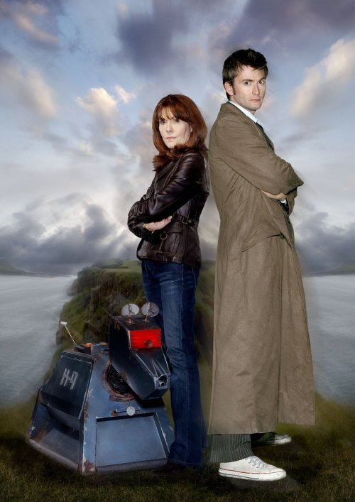 … remembering my first love Sarah Jane Smith as played by Elisabeth Sladen, on the anniversary of Lis' death.