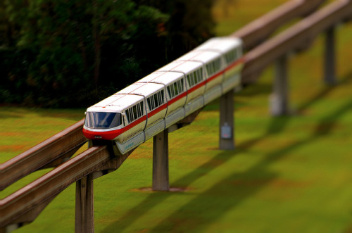 Monorail Monday - Tiny Monorail by Express Monorail on Flickr.