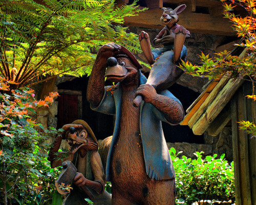 Disney - That Silly Br'er Rabbit! by Express Monorail on Flickr.